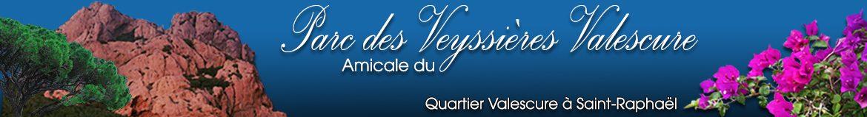 L'Amicale du Parc des Veyssières Valescures A.P.V.V. Saint Raphaël 83 association loi 1901